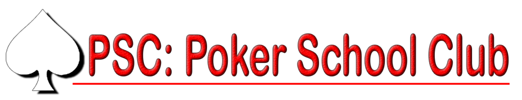 Poker School Club Logo